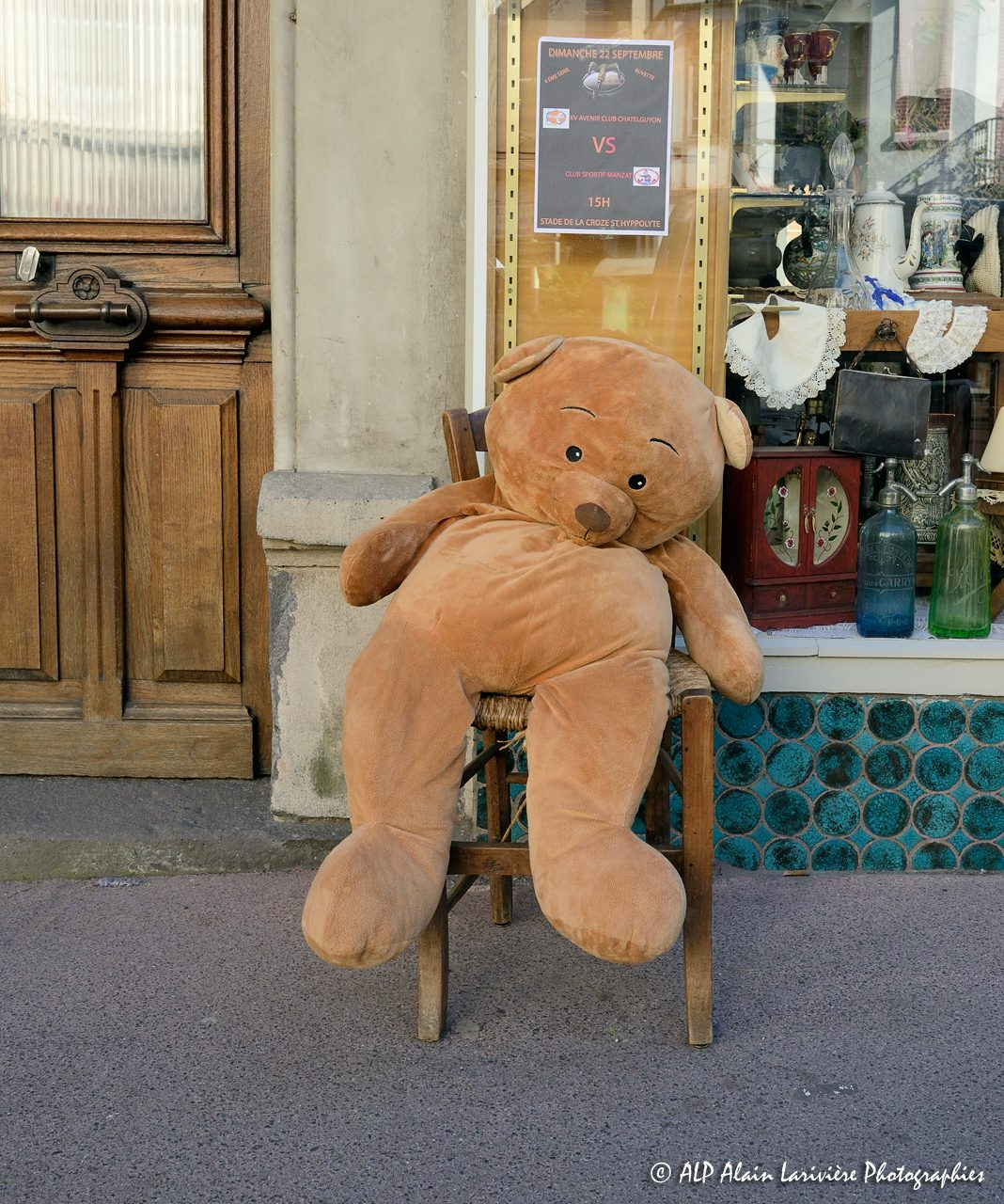 Grosse fatigue chez nounours