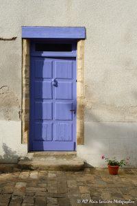 La porte violine