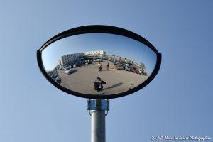 Miroir grand angle -1-
