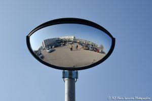 Miroir grand angle -1SR-