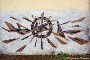 Tags à Châtel-Guyon : Détail -3-