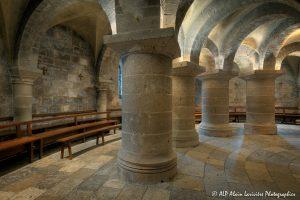 Crypte de la basilique de Saint-Benoît-sur-Loire -2-