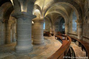 Crypte de la basilique de Saint-Benoît-sur-Loire -11-