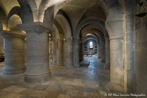 Crypte de la basilique de Saint-Benoît-sur-Loire -12-