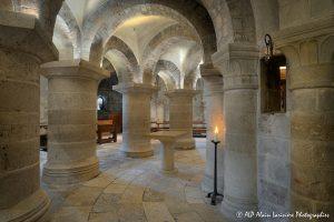 Crypte de la basilique de Saint-Benoît-sur-Loire -13-