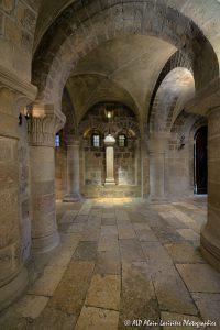 Crypte de la basilique de Saint-Benoît-sur-Loire -14a-