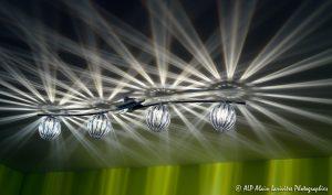 Faisceaux de lumière -1R-