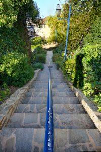 La rampe bleue -1-
