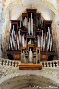 L'orgue de la basilique de Saint-Benoit-sur-Loire -1
