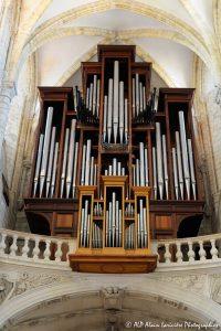 L'orgue de la basilique de Saint-Benoit-sur-Loire -2-