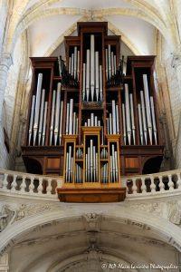 L'orgue de la basilique de Saint-Benoit-sur-Loire -3-