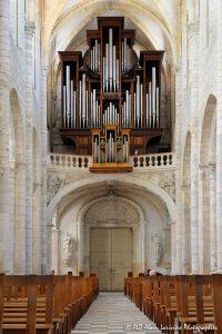 L'orgue de la basilique de Saint-Benoit-sur-Loire -6-
