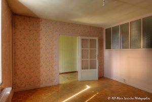 La vieille maison abandonnée, la chambre 1 -3B-