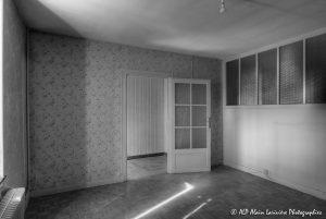 La vieille maison abandonnée, la chambre 1 -3BN&B-
