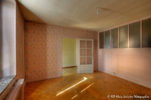 La vieille maison abandonnée, la chambre 1 -3-
