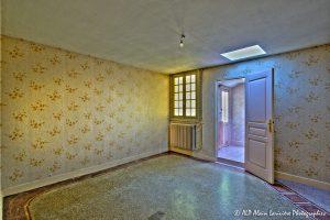 La vieille maison abandonnée, la chambre 2 -1-