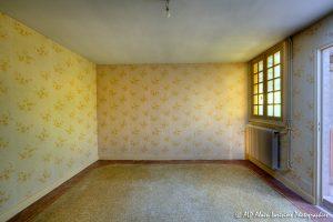 La vieille maison abandonnée, la chambre 2 -3-