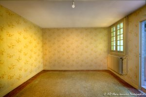 La vieille maison abandonnée, la chambre 2 -4-