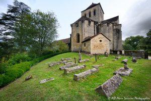 Le cimetière des moines -1M1-