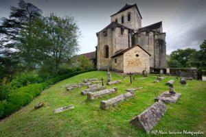 Le cimetière des moines -1M2-