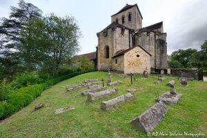 Le cimetière des moines -1N-