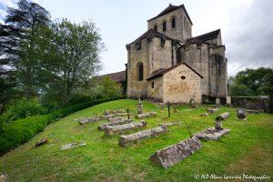 Le cimetière des moines -2M1-