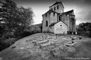 Le cimetière des moines -2M2N&B-