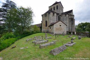 Le cimetière des moines -2N-