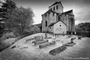 Le cimetière des moines -2COMPOSITEN&B-