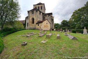 Le cimetière des moines -3M1-
