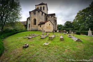 Le cimetière des moines -3M2-
