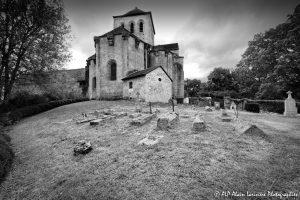 Le cimetière des moines -3M2N&B-