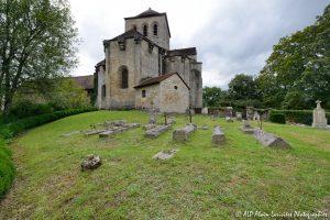 Le cimetière des moines -3N-