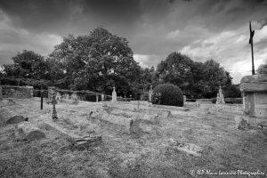 Le cimetière des moines -4M2N&B-