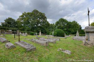 Le cimetière des moines -4N-