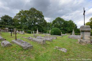 Le cimetière des moines -5N-