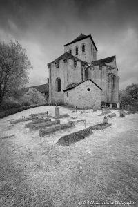 Le cimetière des moines -6INFRAROUGEN&B-