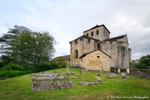 Le cimetière des moines -7M1-