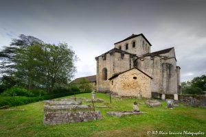 Le cimetière des moines -7M2-