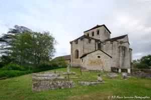 Le cimetière des moines -7N-
