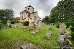 Le cimetière des moines -8M1-