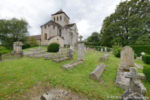 Le cimetière des moines -8N-