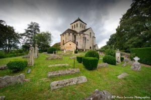 Le cimetière des moines -10M2-