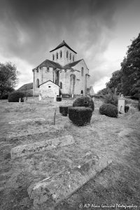 Le cimetière des moines -11M2N&B-