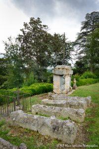Le cimetière des moines -13M-