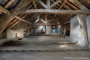 La vieille maison abandonnée, le grenier -10-