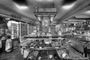 Le palais des délices -10N&B-