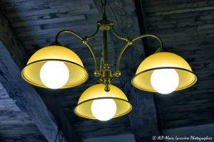 Les trois lampes -1-