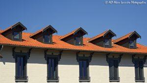 Perspective de toit